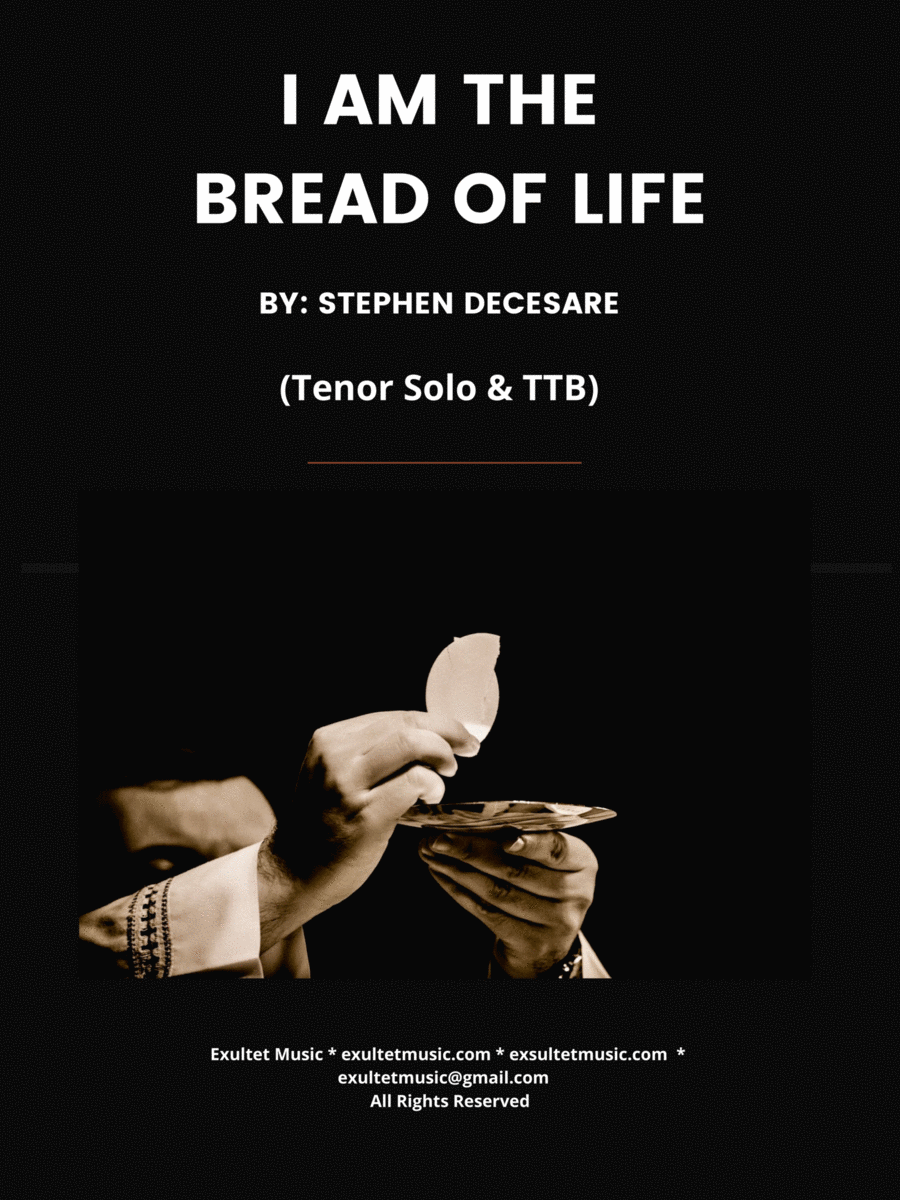 I Am The Bread Of Life Mp3 Free