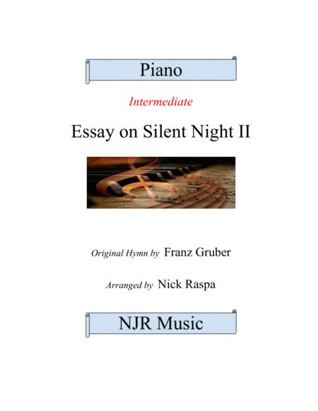 silence in night essay