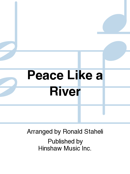 essays on peace like a river