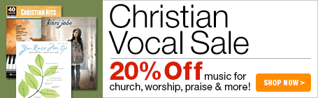 Christian Vocal Sale