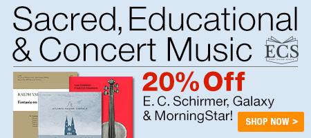 ECS Publishing Sale - 20% Off