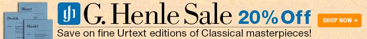 Henle Sale