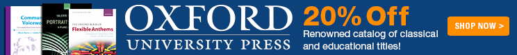 Oxford University Press Sale