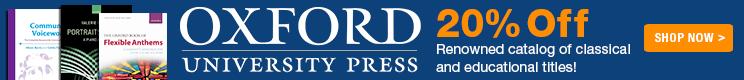 Oxford University Press Sale