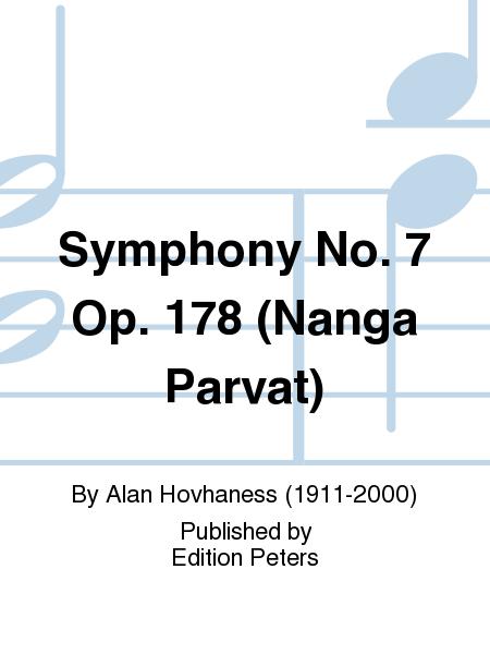 Symphony No. 7 Op. 178 (Nanga Parvat)
