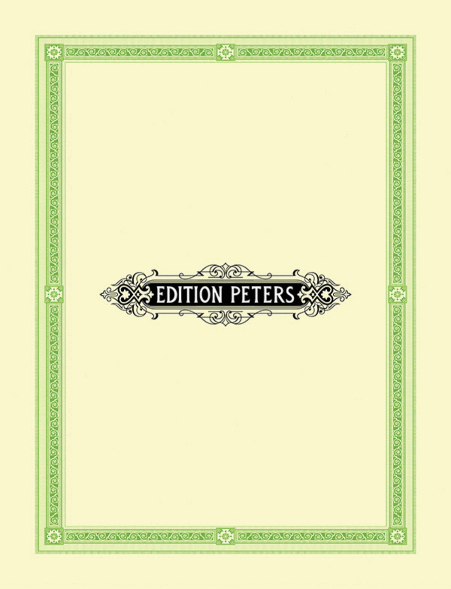 Supplication - Processional