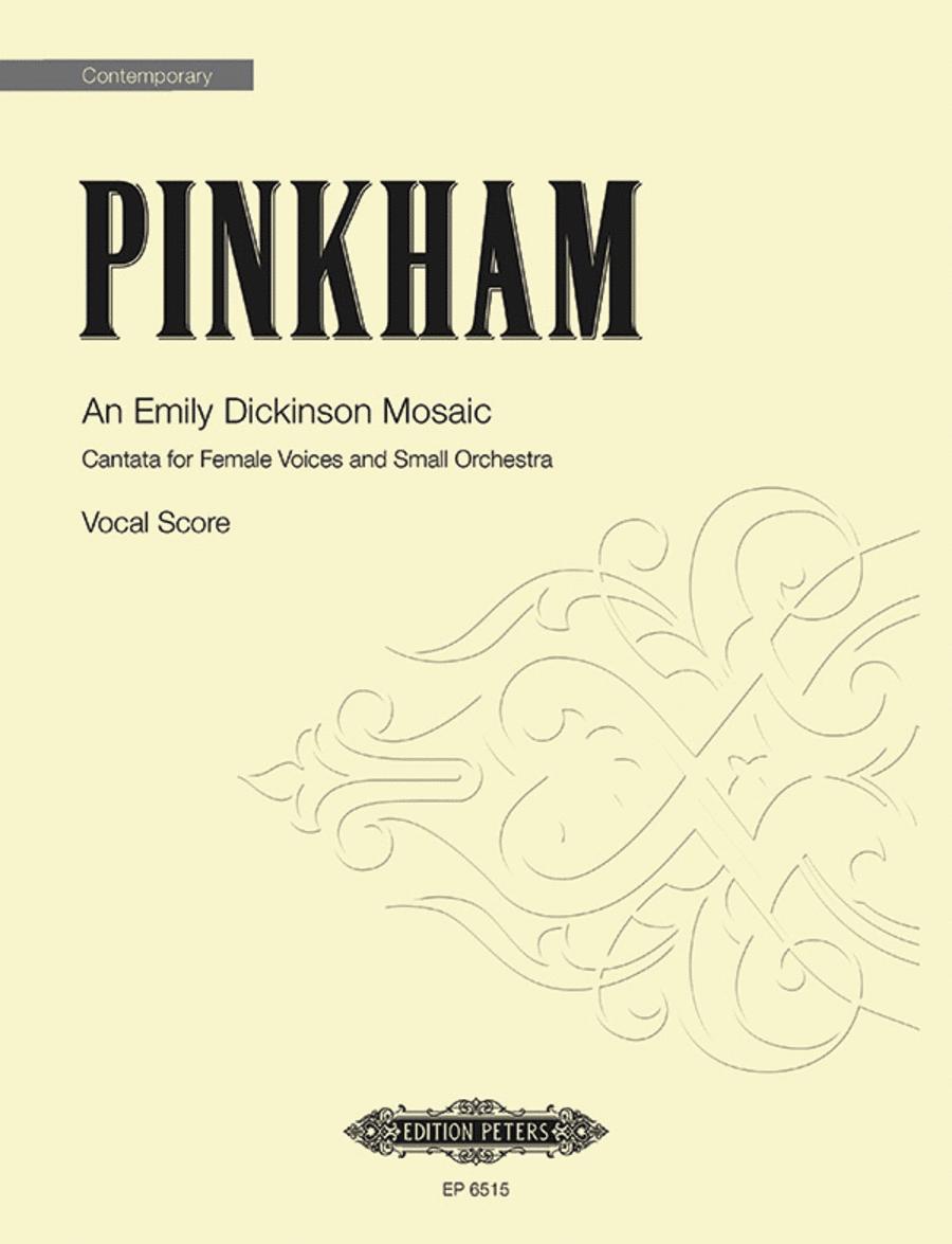 An Emily Dickinson Mosaic