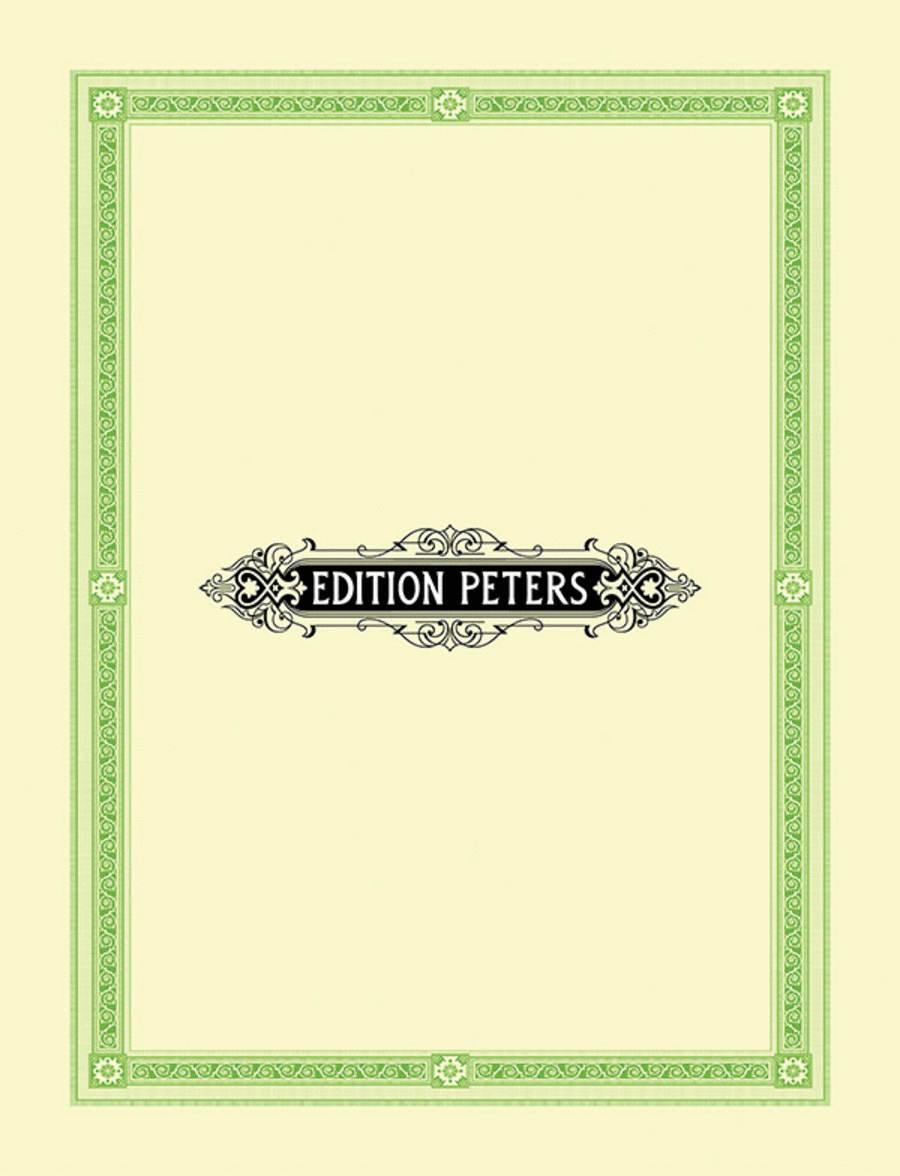 I Have Seen the Lord Op. 80