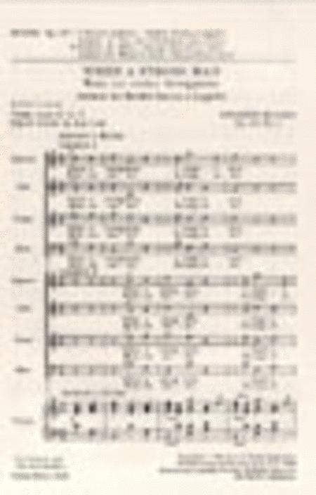 Anthem Op. 109 No. 2: When a Strong Man/Wenn ein starker Gewappneter