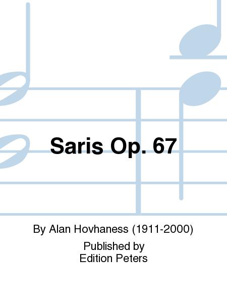 Saris Op. 67