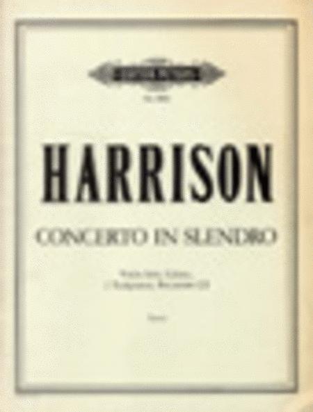 Concerto in Slendro