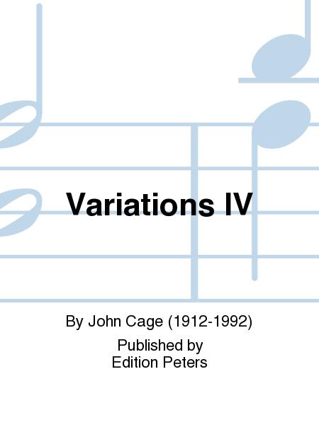 Variations IV