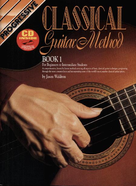 Progressive Classical Guitar Method (Book/CD)