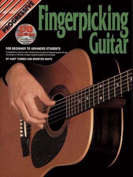Progressive Fingerpicking Guitar (Book/CD)