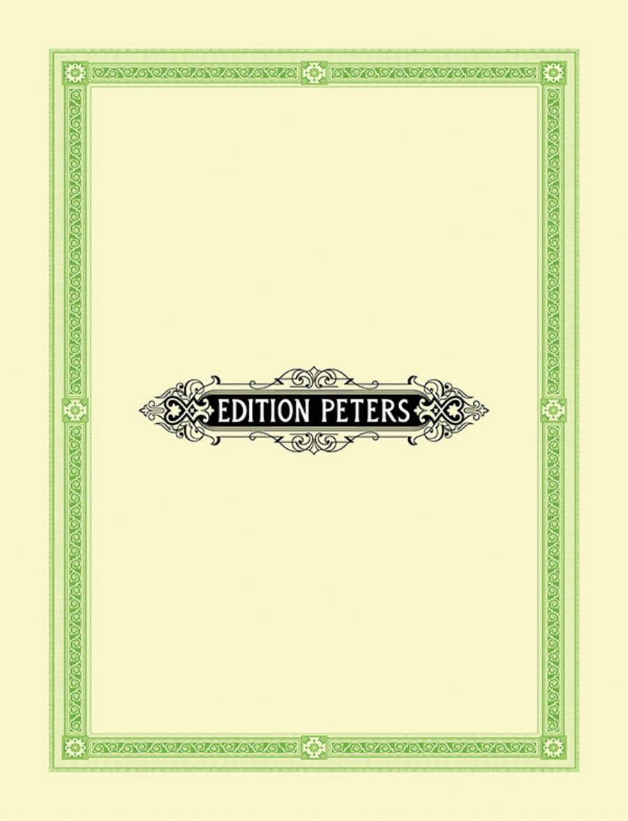 Chorus and Instruments II (1967)