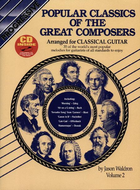 Progressive Popular Classics Volume 2 (Book/CD)