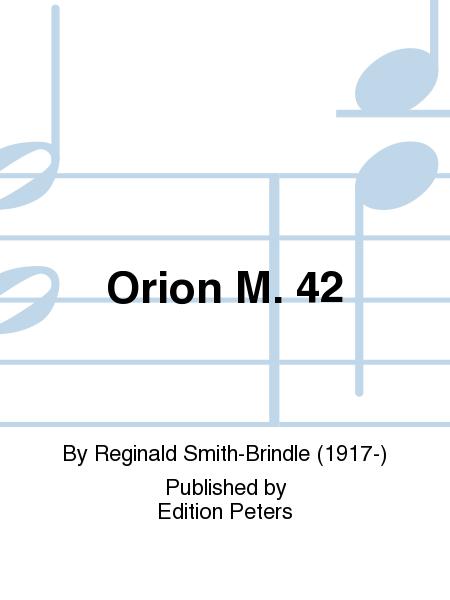 Orion M. 42