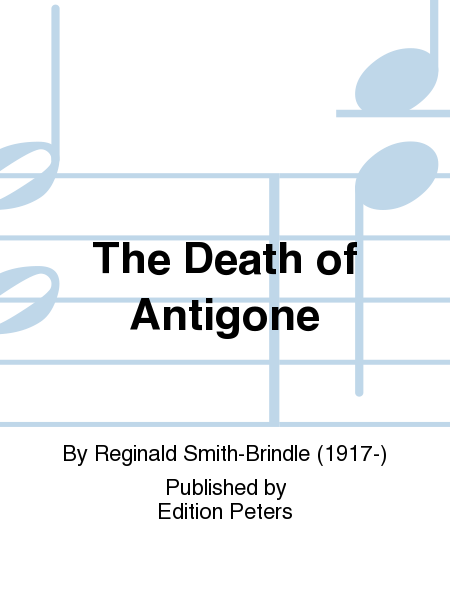 The Death of Antigone