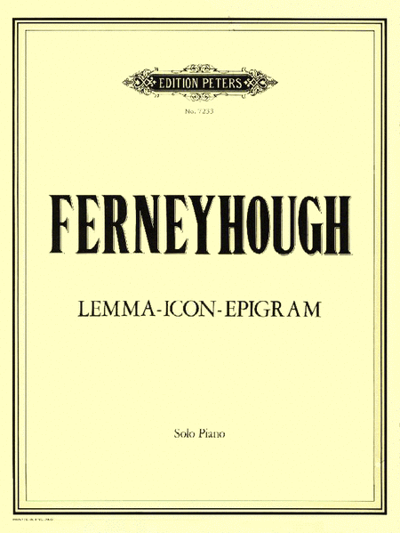 Lemma-Icon-Epigram