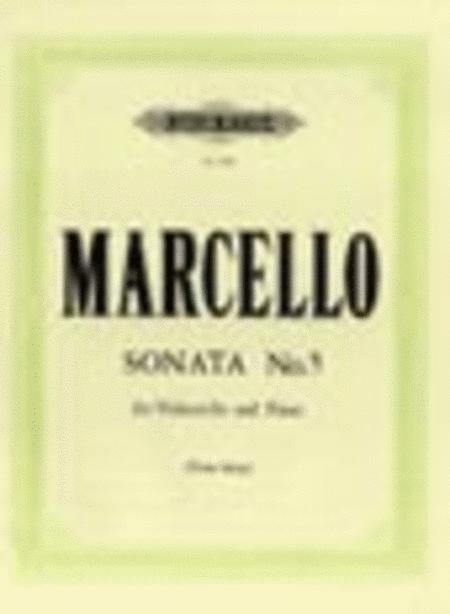 Cello Sonata No. 5 in C