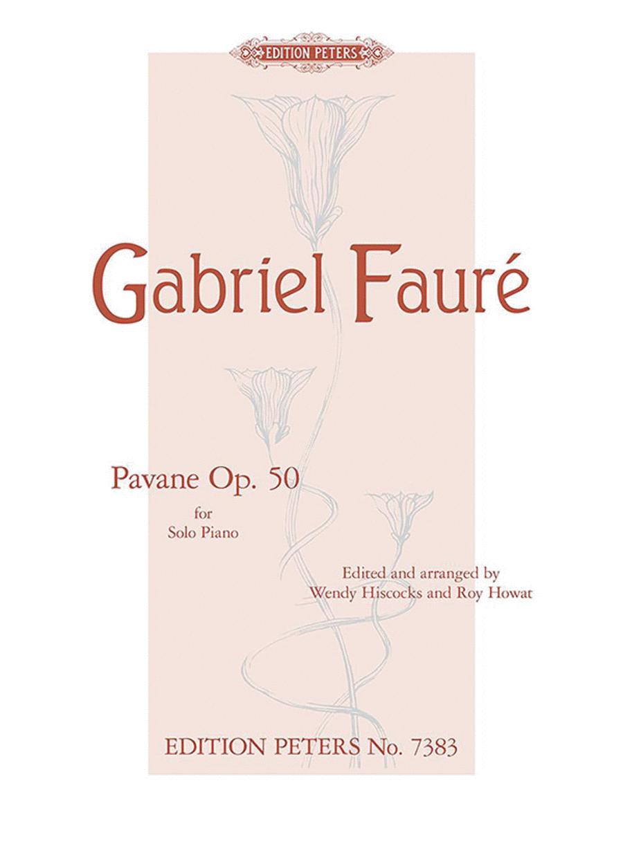 Pavane - Op. 50