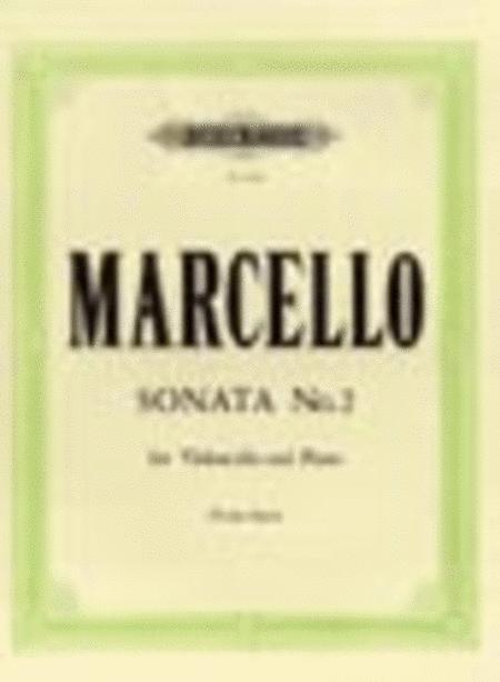 Cello Sonata No. 2 in E minor