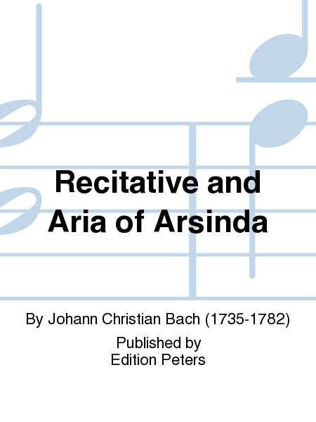 Recitative and Aria of Arsinda
