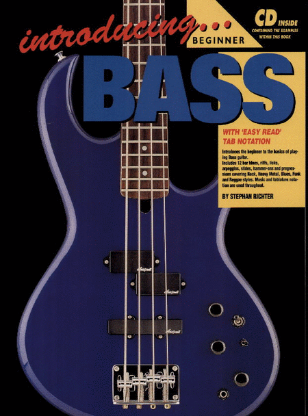 Progressive Introducing Bass (Book/CD)