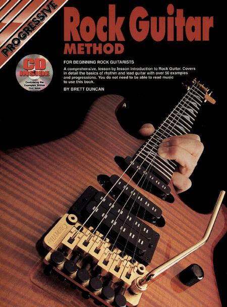 Progressive Rock Guitar Method (Book/CD)