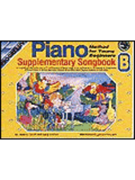 Progressive Young Beginner Piano Method Supplement B (Book/CD)