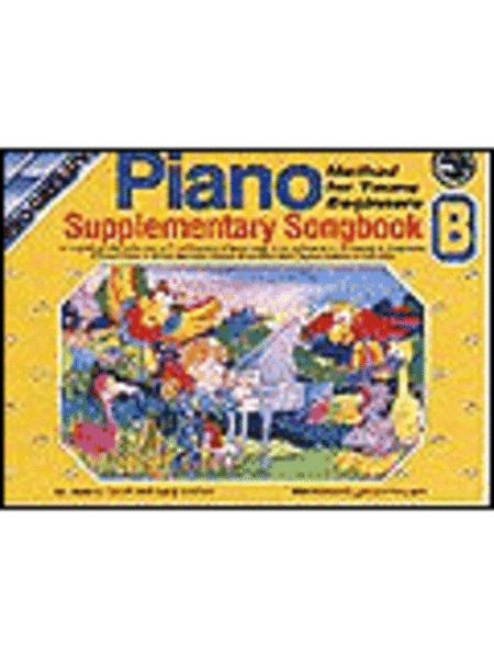 Progressive Young Beginner Piano Method Supplement B (Book/CD)