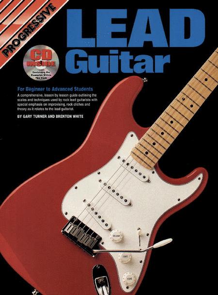 Progressive Lead Guitar (Book/CD)
