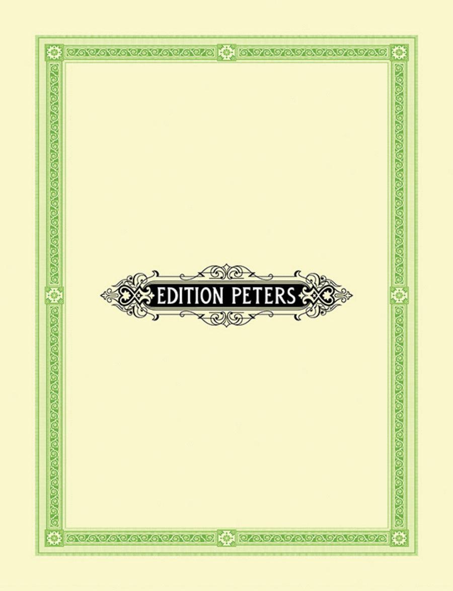 Trio in E flat