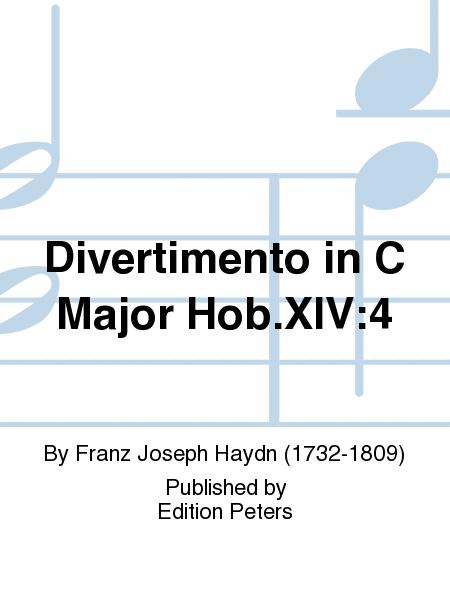 Divertimento in C Major Hob.XIV:4