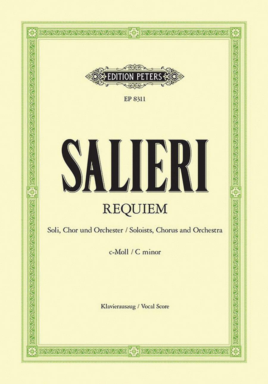 Requiem in c minor (Latin)
