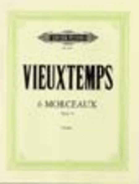 6 Morceaux Op. 55