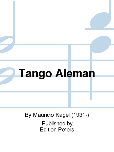 Tango Aleman
