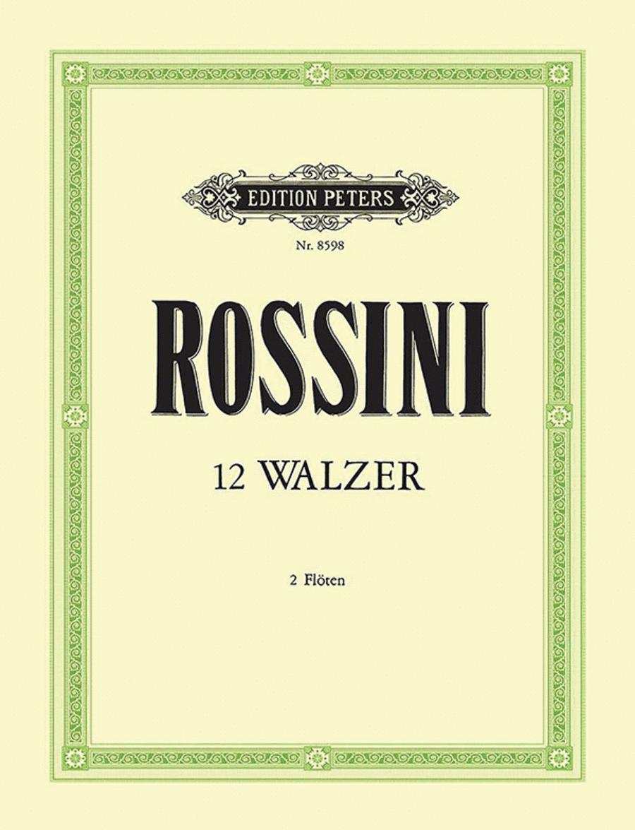 12 Waltzes