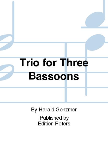 Trio for Three Bassoons