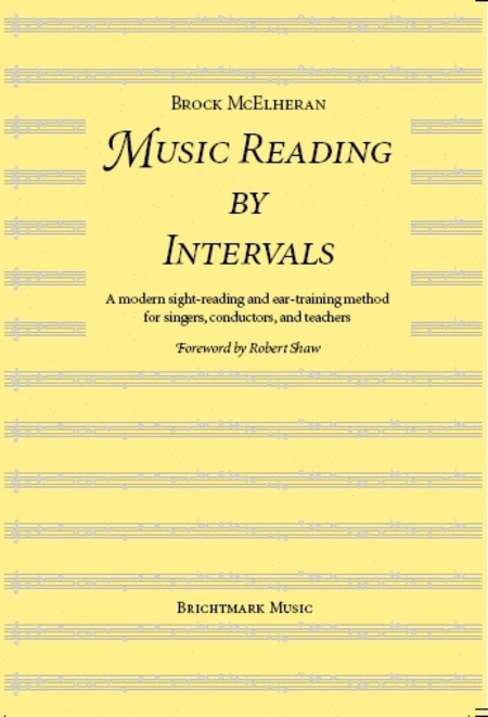 Music Reading by Intervals