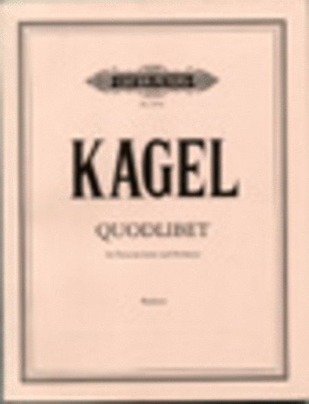Quodlibet (on 15th-century French song texts)