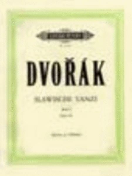Slavonic Dances Volume 1 (Op. 46)