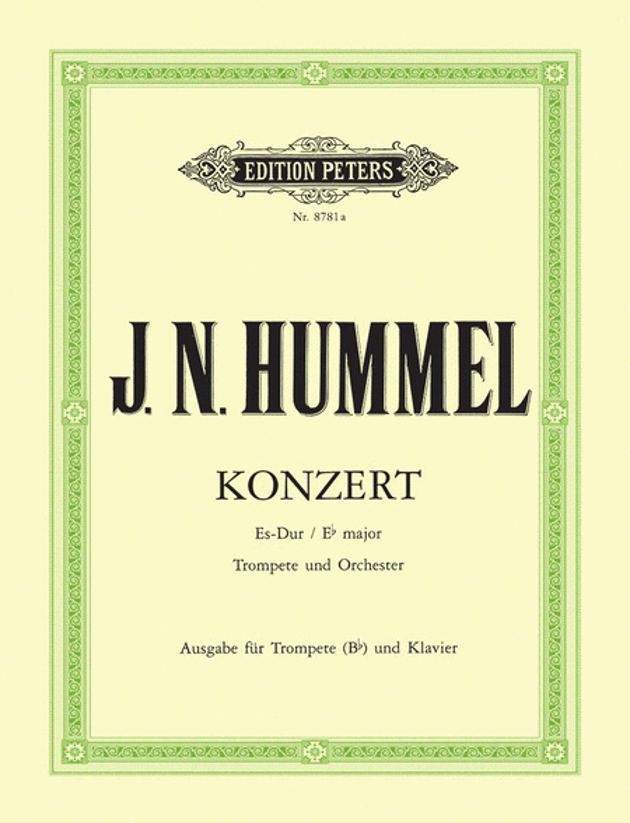 Trumpet Concerto in Eb