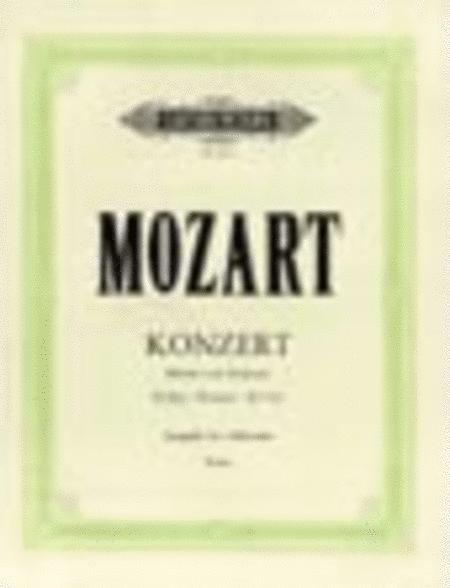 Concerto No. 16 in D K451