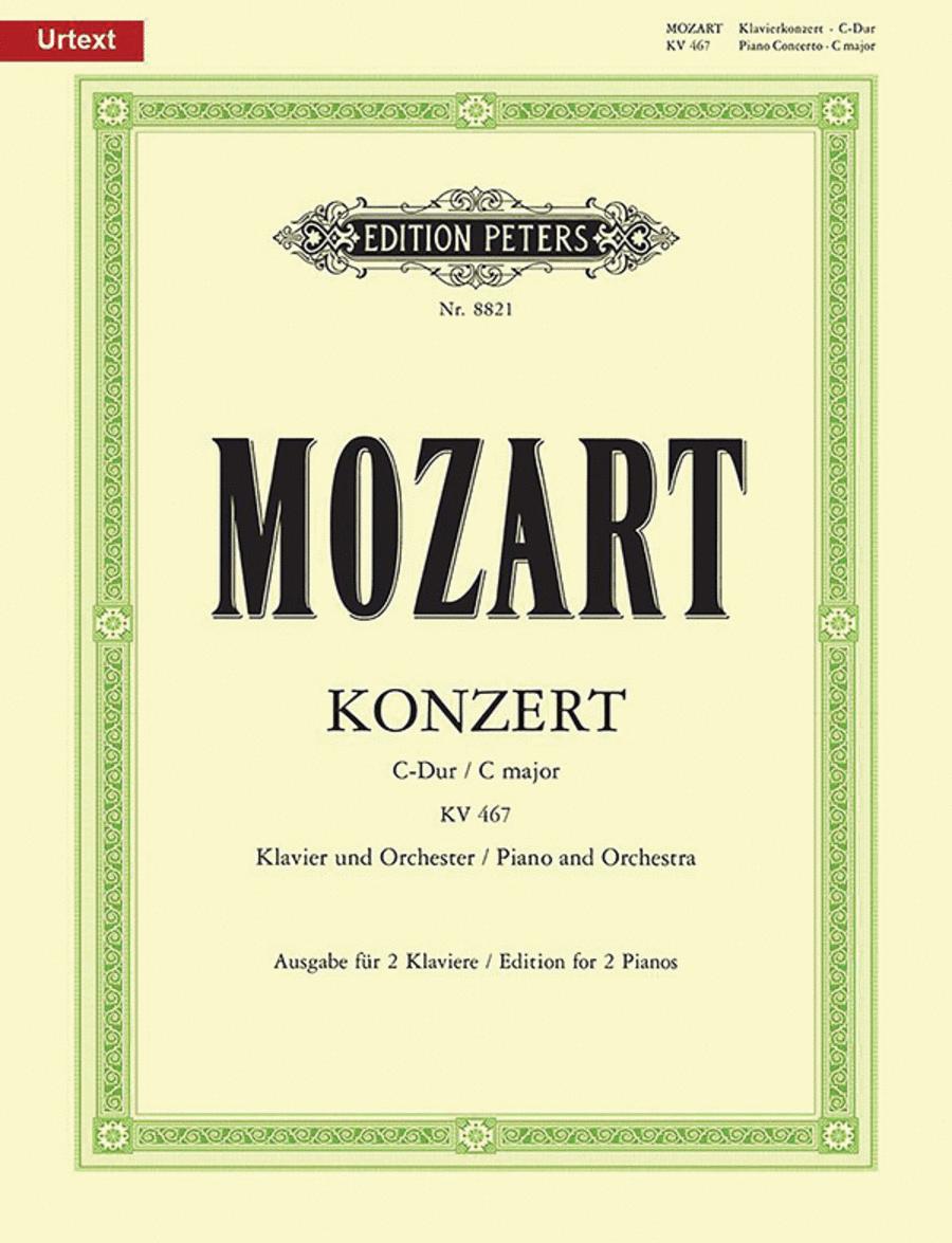 Concerto No. 21 in C K467