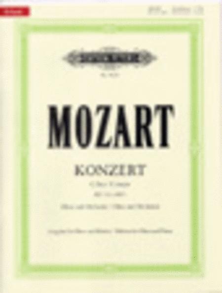 Oboe Concerto in C Major K.314(285d)