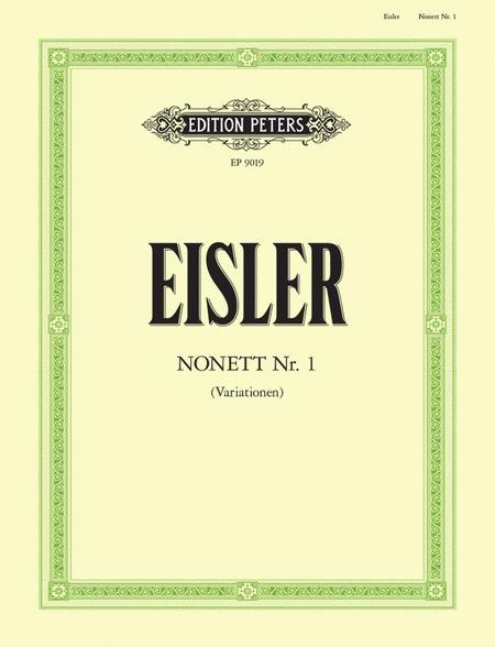 Nonet No. 1 (Variations)