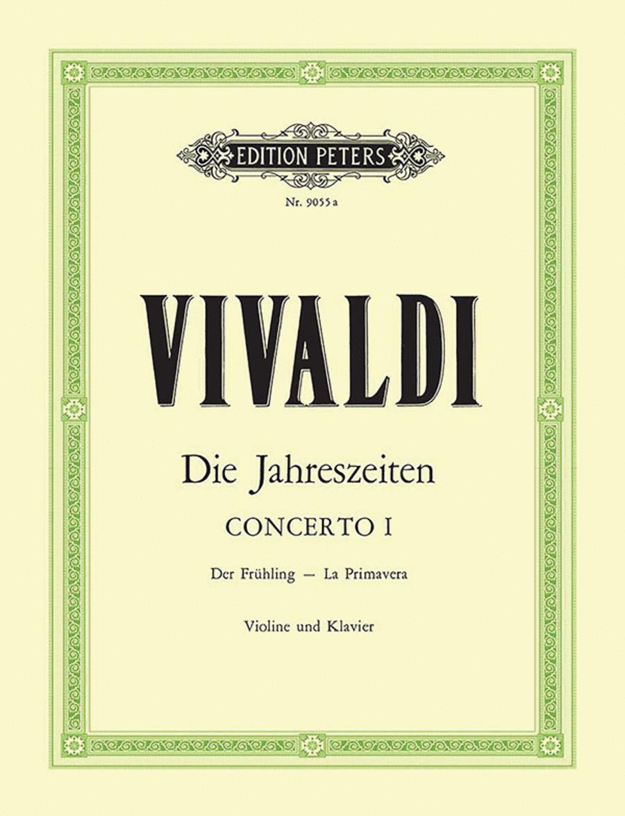 Seasons - Concerto No. 1