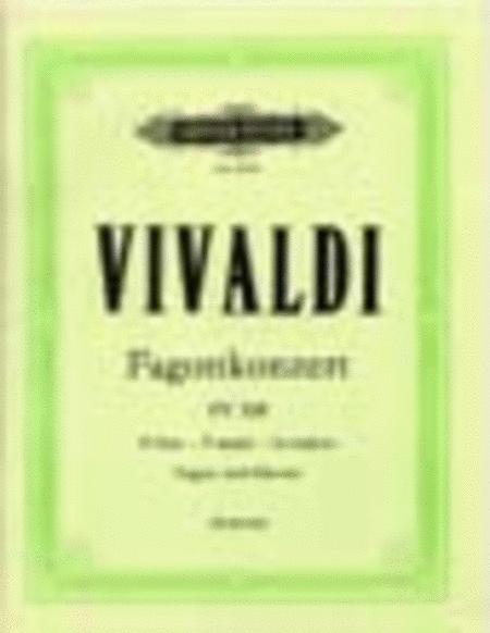 Bassoon Concerto in F Major RV485