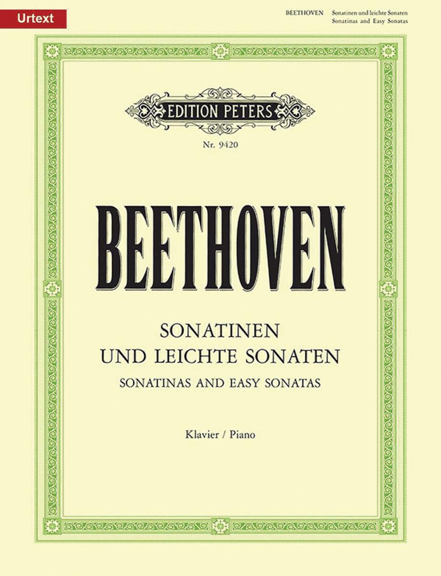 Sonatinas & Easy Sonatas